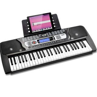 ロックジャム(rock jam) 54鍵 電子キーボード 鍵盤 ...