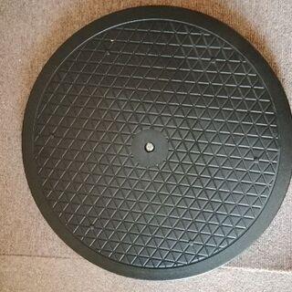円形ターンテーブル