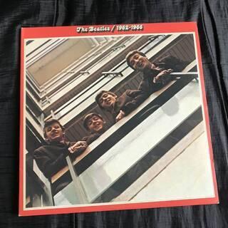 The Beatles/1962-1966LPレコード送料無料で...