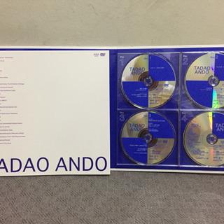 安藤忠雄 DVD BOX