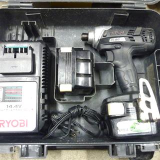 RYOBI リョービ 充電式インパクトドライバー BID-141...