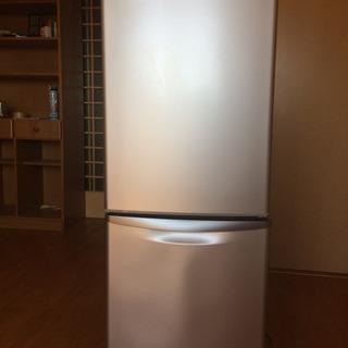 単身者用ノンフロン冷蔵庫