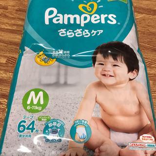 パンパース  M テープ 64枚×6袋
