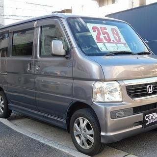 コミコミ『25.8万円』バモス ターボ オートマ 4AT 車検R...