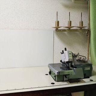 ペガサス ロックミシン 工業用ミシン