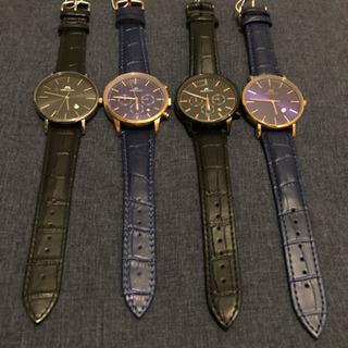 新品‼️高品質 腕時計4本セット‼️