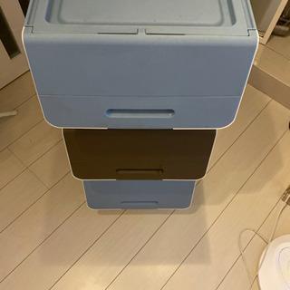 SANKA 収納ボックス フロップ ペリカン