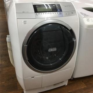 日立 10kgドラム式洗濯機 2014年製 BD-V9700L