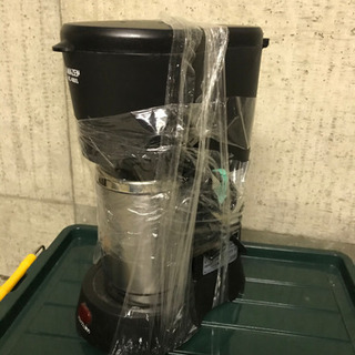 山善 コーヒーメーカー MC-480S 2012年製!