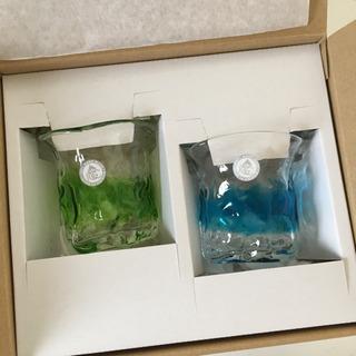 【新品未使用】琉球グラス 琉球ガラス コップ