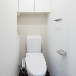 沖縄リフォーム【トイレ】大理石の床