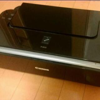 Canon ip2600 ジャンク 黒インクのみ印刷可能