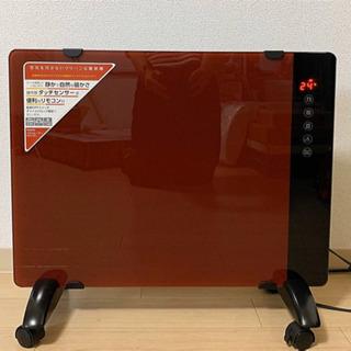 【美品】ドウシシャ パネルヒーター DPH-1201 500W/...