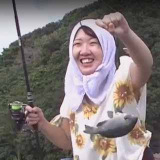 YouTube演者募集 【豊田市 神越渓谷マス釣り場にて釣り動画撮影】