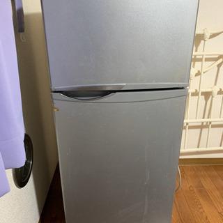 冷蔵庫 SHARP 118リットル