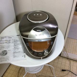 サンヨー圧力IHジャー炊飯器