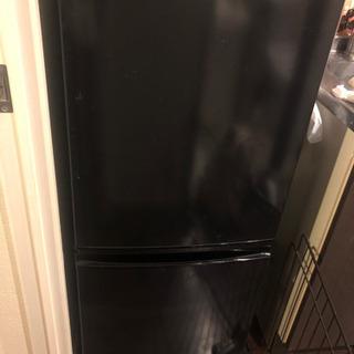 SHARP 2009年製 2ドア 冷蔵庫