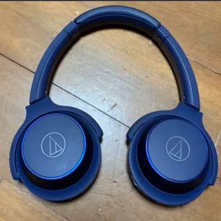 audio-technica ATH-WS330BT BL wi...