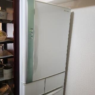 ナショナル製 2005年 冷蔵庫 405L