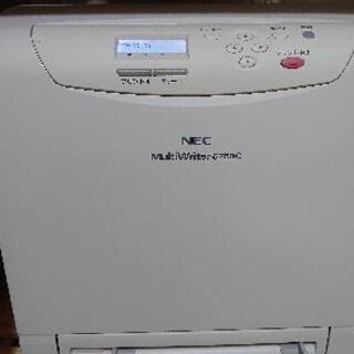 ■美品■レーザープリンターNEC Multi Wruter 5750c