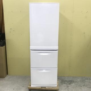 MS1393 【大容量/綺麗】 三菱冷蔵庫 370L MR-CU...