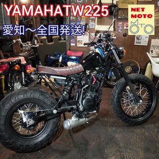 1点物☆YAMAHA TW225 DG09 モンキー風カスタムバ...