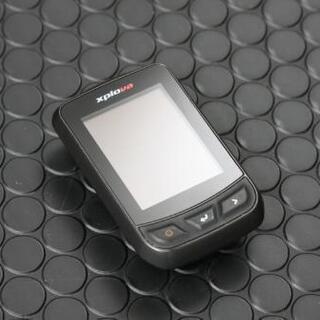 新品 xplova x3 サイクルコンピュータ GPS サイコン
