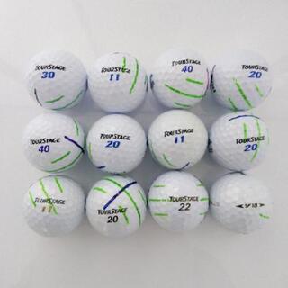 ゴルフ ③ロストボール12個(傷み少ない)