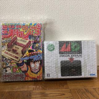 【完全未開封・新品】ニンテンドークラシックミニ ファミコンとメガ...