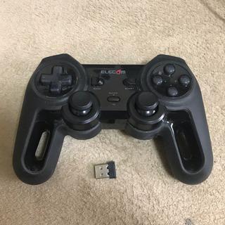 エレコム ワイヤレス ゲームパッド 13ボタン