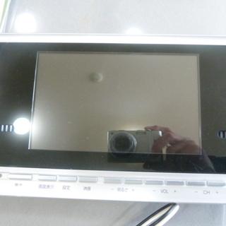 浴室用 7型地デジ対応TV 2013年製 TOTO