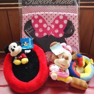 ミッキーマウス&ミニーマウス セット☆