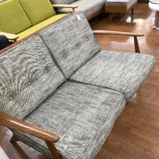 木枠ソファー ACME ファニチャー DELMER  綺麗な状態です!