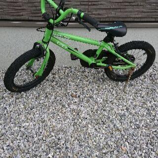 子供用マウンテンバイクGT 16インチ