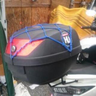 バイク リアボックス    トップケース