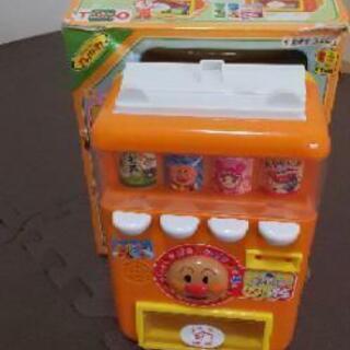 アンパンマンの自動販売機