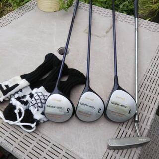 ゴルフクラブ2セット男女