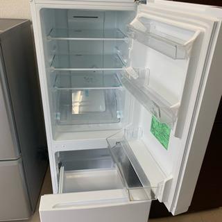 2018年製 冷蔵庫 ヤマダ電気