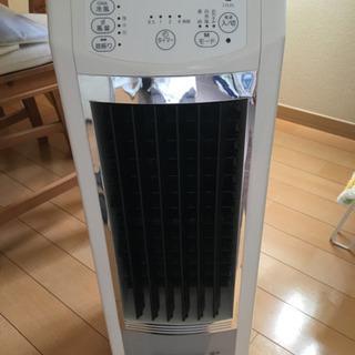 リモコン式マイナスイオン冷風扇