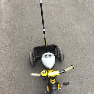 HUMMERの三輪車
