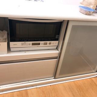 キッチンカウンター 1年半使用済
