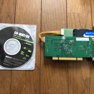 I・Oデータ TVキャプチャボード GV-MVP/HX PCI ...