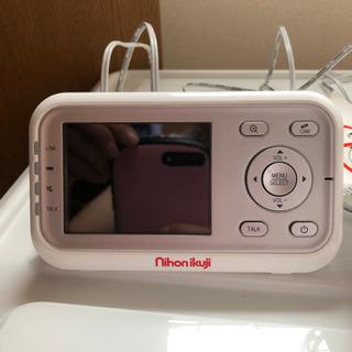 日本育児デジタルカラースマートビデオモニター