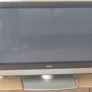 日立プラズマテレビ37型