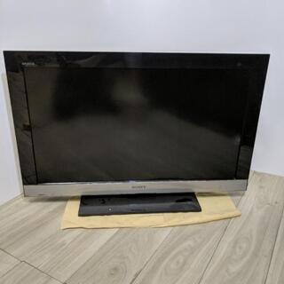 ソニー液晶カラーテレビ 型KDL-32EX300 2010年傷あり