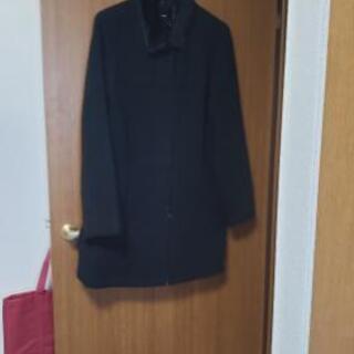 黒のコート