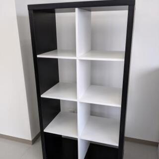 IKEA カラックス 収納棚②