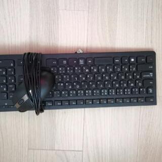 Lenovoキーボードとマウス美品