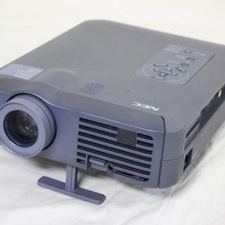 NEC LT155 プロジェクター