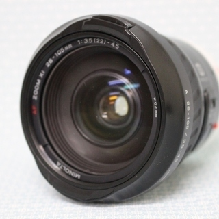 MINOLTA デジタル一眼カメラAF28-105mm F3.5...